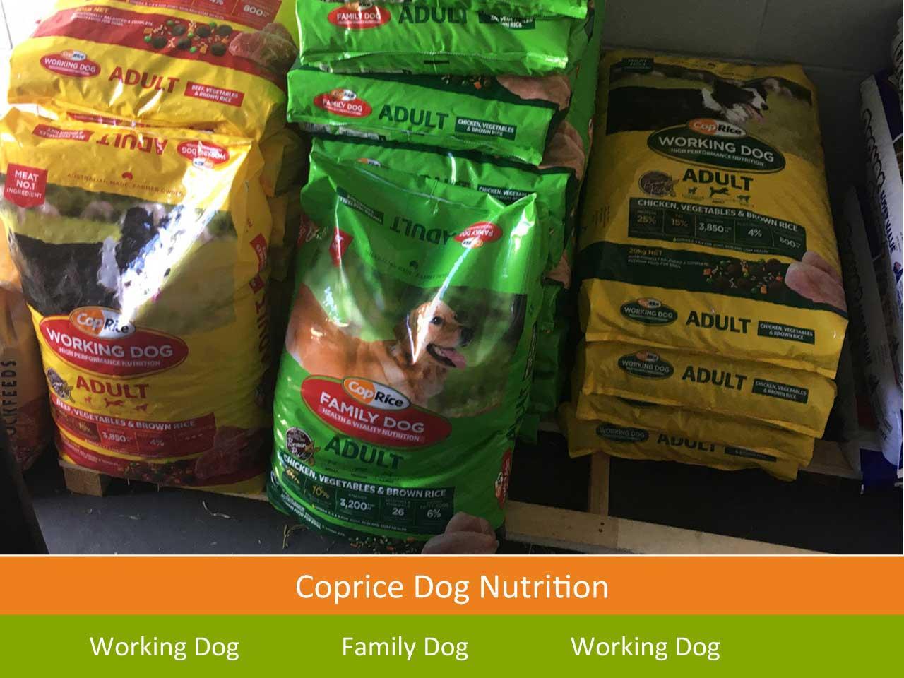 coprice dog food sunshine coast