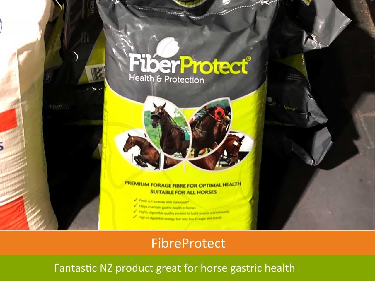 horse fibre protect sunshine coast