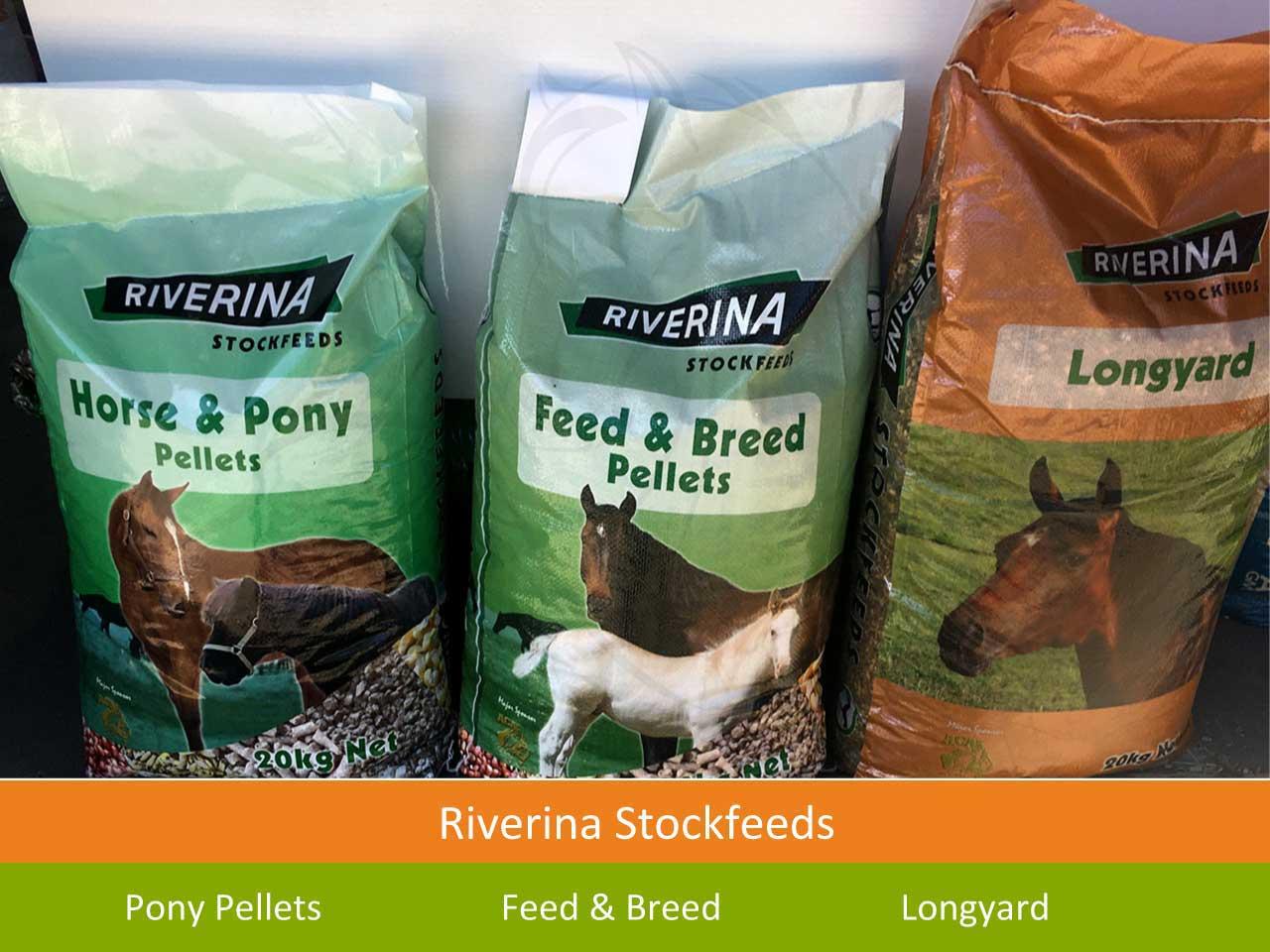sunshine coast riverina pony pellets feed breed longyard
